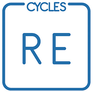 logo cycles re